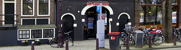 sportschool Fit For Free Amsterdam HHT