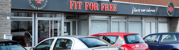 sportschool Fit For Free Breda